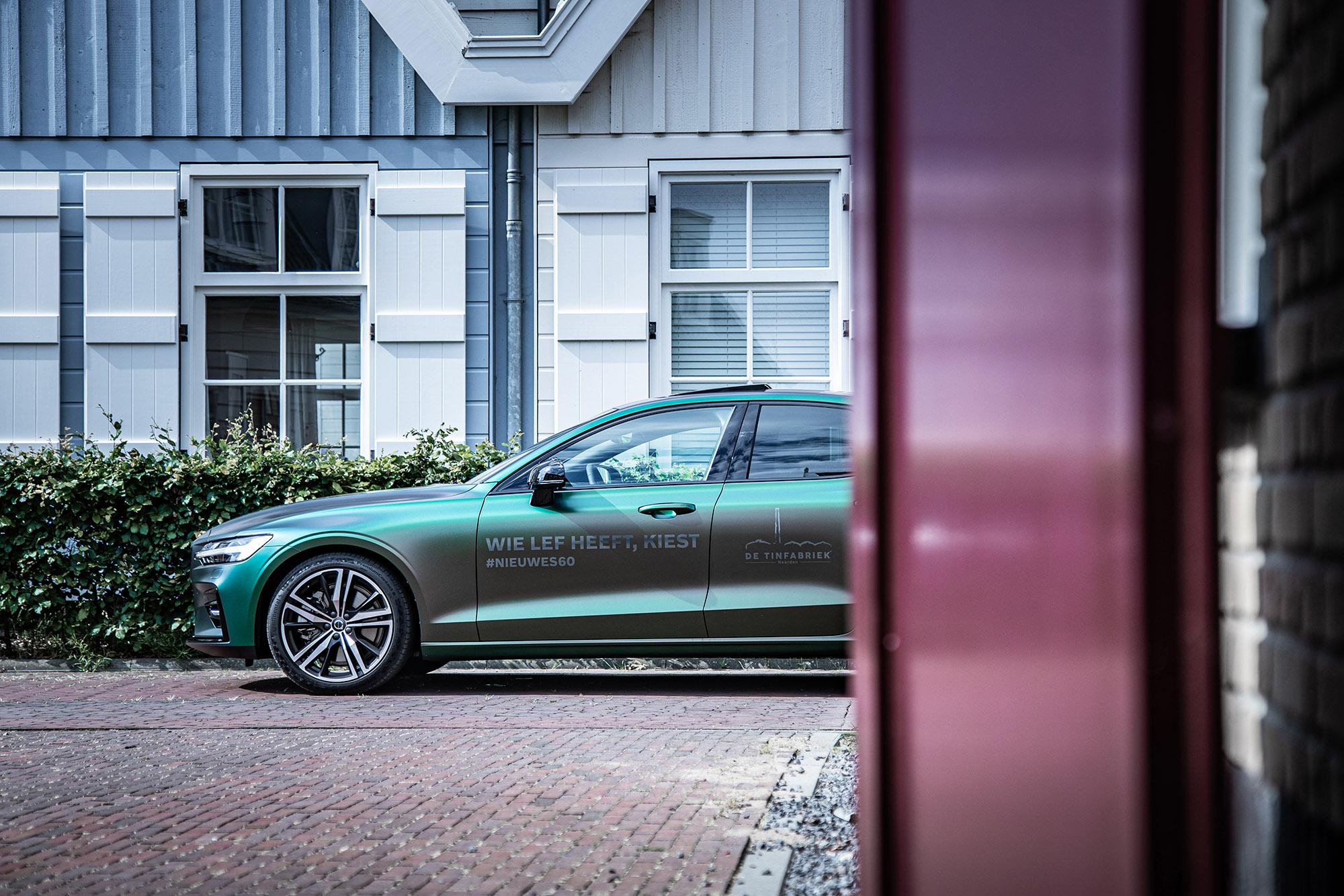 Social media professionele automotive foto's